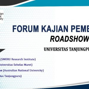 Forum Kajian Pembangunan Roadshow Education